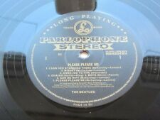 THE BEATLES PLEASE PLEASE ME  UK LP  2013  GOLD STEREO  PRESSING