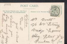 Genealogy Postcard - Booth / Stacey - Bridge Square, Farnham, Surrey RF673