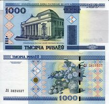 BELARUS 1000 Rubles Banknote World Paper Money UNC Currency Pick p28 Bill Note