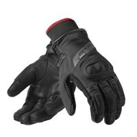 Guanti moto Rev'it Kryptonite goretex nero M black gloves invernali