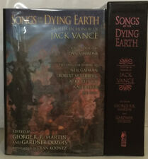 Songs of the Dying Earth Subterranean Press SGND/LTD Jack Vance George RR Martin