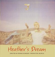"""Stefanie Schneider 's """"Heather' s Dream"""" with Udo Kier 16 min DVD Film"""