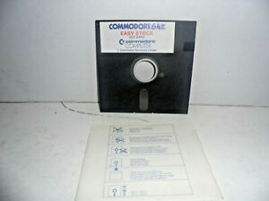 "5.25"" VINTAGE MODEL EAST STOCK COMMODORE 64 C64 128 GAME RETRO"