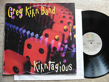 Greg Kihn Band ‎– Kihntagious - LP