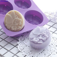 Butterfly Flower Cake Jelly Mousse Chocolate Baking Soap Mould Tray Ice Cube