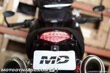 2009 - 2014 Ducati Monster 696 796 1100 EVO Sequential LED Tail Light Smoke