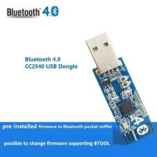 BLE ( Bluetooth Low Energy ) CC2540 USB Dongle-Packet Sniffer