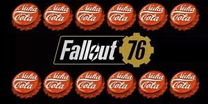 Fallout 76 XBOX ONE Max Caps Retrieval 30K Caps FASTEST DELIVERY