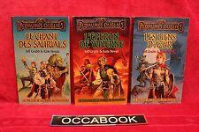 La Trilogie de la pierre du trouveur - Les royaumes oublies - J.Grubb, K. Novak