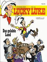 Lucky Luke Band 95     Das gelobte Land   Softcover  ungelesen 1A absolut TOP