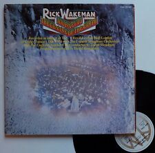 """LP Rick Wakeman  """"Journey to the centre of the earth"""""""