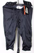 "Bike Athletics Mens Football Pants Shorts Black BAFS70T NWT Size S 28""-30"""