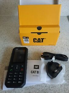 CAT B35  Builders Phone Dust/Water Resistant  Black. 4GB
