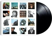 Bon Jovi - Crush [New Vinyl LP] 180 Gram