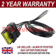 FOR RENAULT MEGANE CLIO SCENIC LAGUNA TEMIC WINDOW MODULE WIRING PLUG HARNESS