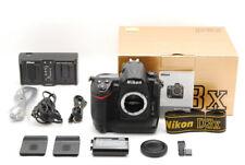 [14452 Shot Scatola Eccellente] Nikon D3X 24.5MP DSLR Camera Corpo Da Japan 561