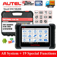 Autel MaxiSys MK808 MX808 OBD2 Diagnostic Scanner Tool TPMS Better than DS808