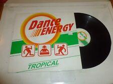 "DANCE ENERGY - TROPICAL - Main Men - Final Majority - 1997 Belgium 12"" Single"