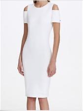 Calvin Klein Dress Cold Shoulder Size 2