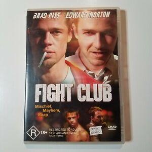 Fight Club | DVD Movie | Drama/Dark Comedy | 2009 | Brad Pitt, Edward Norton