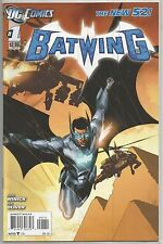 Batwing : DC Comic book #1 : The New 52 Collection