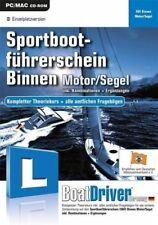 BoatDriver Germany - Sportbootführerschein Binnen Segel/motor Von Niels Frederik