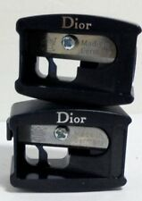 2 x Christian Dior Pencil Sharpener