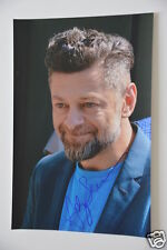 Andy Serkis (2014) signed 20x30cm Foto  Autogramm / Autograph  in Person