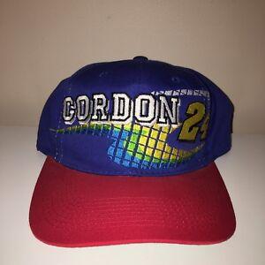 VTG Jeff Gordon NASCAR Racing #24 Competitors View Snapback Hat Cap OSFA