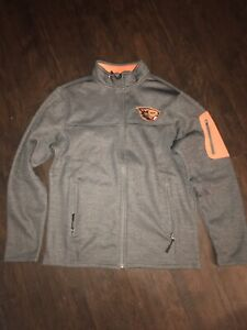 Men's Oregon State Beavers Soft Shell Jacket Medium M $80