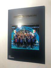 2021 Folder Filatelico Poste Italia Campione d' Europa UEFA Euro 2020 LE 5000