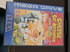 Cheese Cat-Astrophe Sega Megadrive