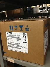 Yaskawa 25HP 38 Amps V1000 VFD CIMR-VU4A0038FAA Variable Frequency Drive NIB
