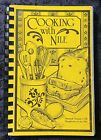 Cooking With Nile Namath Temple #108 Daughters Of The Nile 1989 Cookbook