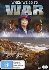 When We Go to War - Gallipoli NEW R4 DVD