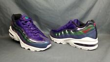 Nike Air Max 95 (GS) Athletic Sneakers Purple Pink Green Girls Size 4.5 NEW!