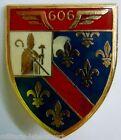Insigne Armée de l'Air Entrepôt 606, VARENNES DRAGO Noisiel ORIGINAL