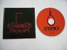 ENGERICA - THERE ARE NO HAPPY ENDINGS - CD EXCELLENT CONDITION 2006