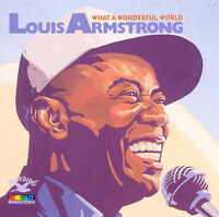Armstrong, Louis : What a Wonderful World CD