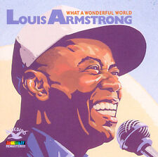What a Wonderful World by Louis Armstrong (CD, Apr-1988, Grp Joint Venture)