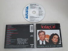 WORKING GIRL/SOUNDTRACK/CARLY SIMON(ARISTA 259 767) CD ALBUM