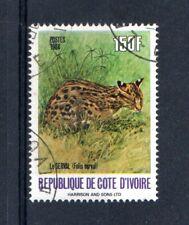 Costa d'avorio 1984 Fauna Gatto selvatico