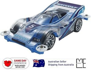 Tamiya Mini 4WD 95572 Rayvolf Polycarbonate Body1/32 Light Blue Special Edition