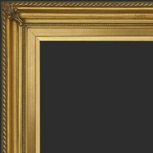 """3"""" Gold Leaf Wood Antique Picture Frame photo art wedding gallery 16x20 296G"""