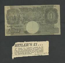 More details for peppiatt  £1   german  wartime  arabic  propaganda  note
