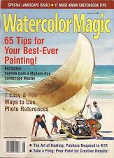 Watercolor Magic, Summer 2002