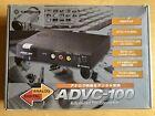 Canopus ADVC-100 Advanced DV Convertor AC adaptor Original Box