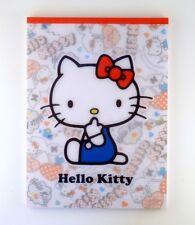 Sanrio Hello Kitty Cojín De Carta - 48 Hojas -! nuevo!