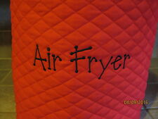 NEW AIR FRYER Appliance Cover, Choose color & size