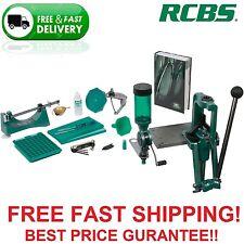 RCBS Rock Chucker Supreme Master Single Stage Press Kit 9354 New $50 rebate too!